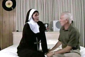 Old Man Fucks A Nun Free Mature Porn Video 98 Xhamster