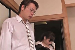 Sexy Asian Milf Gets Horny Part4