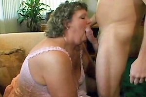 Big Fat Bbw Slut With Floppy Tits And Shaved Pussy Gets